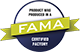 FAMA - Facility and Merchandise Authorization