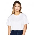 Women´s Cropped Loose Fit T-Shirt