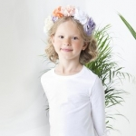 Mini Girl´s Long Sleeve Tabbed T