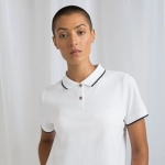 Women´s Tipped Polo