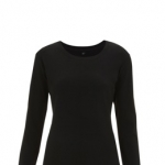 Continental Clothing - Women´s Long Sleeved Fitted T-Shirt