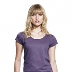Women´s Raw Edge Jersey T-Shirt