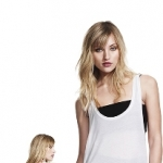 Women´s Low Cut Racerback Tunic Vest