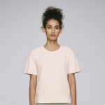 Stella Fringes - Boxy Relaxed Tee-Shirt