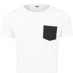 Urban Classics - Quilted Pocket Tee